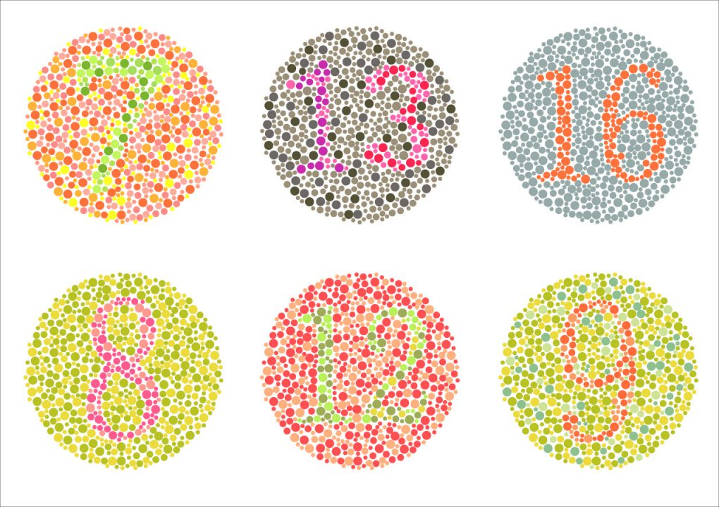 Off-Color: The Science Behind Color Vision Deficiency